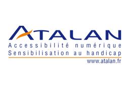Atalan, Accessibilité numérique Sensibilisation au handicap